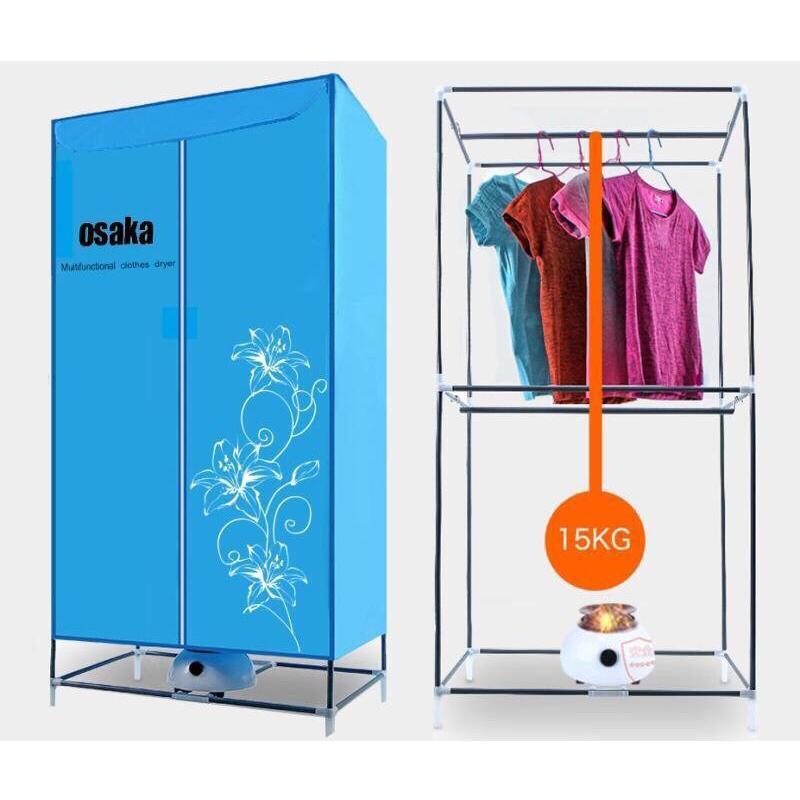 Tủ sấy quần áo nhật bản OSAKA cao cấp