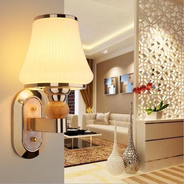 Đèn gắn tường - đèn vách trang trí phòng ngủ, hành lang, cầu thang siêu đẹp MSP DGT006 - KÈM BÓNG LED