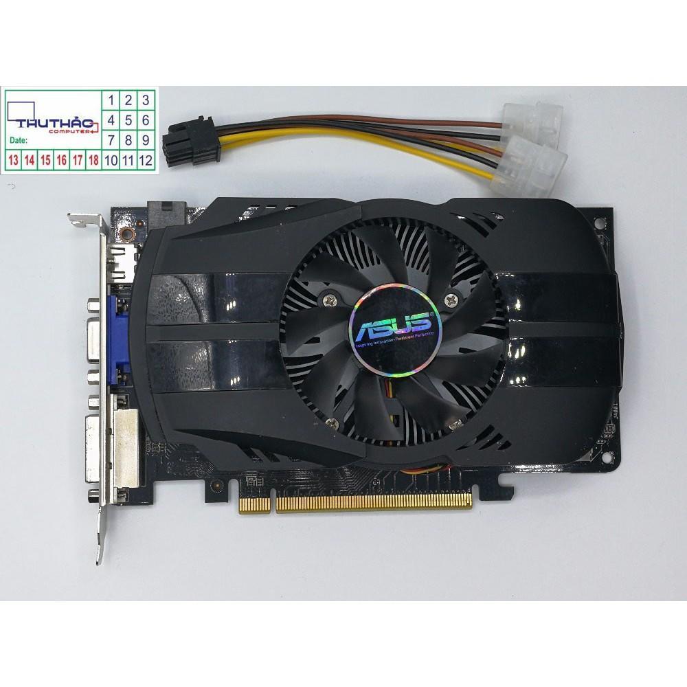 Hình ảnh ASUS GTX 650 1G RAM 5