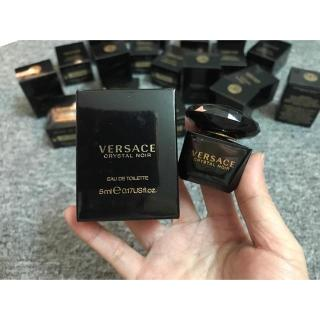 Nước hoa mini nữ Crystal Noir - Versace thumbnail