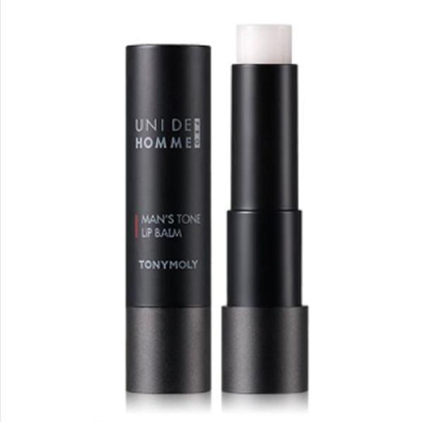 Son dưỡng môi cho nam TONYMOLY Uni De Homme Mans Lip Balm 3.4g giá rẻ