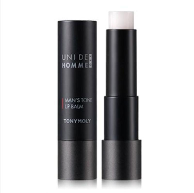 Son dưỡng môi cho nam TONYMOLY Uni De Homme Mans Lip Balm 3.4g