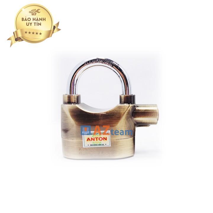 Ổ khóa báo trộm thông minh Kinbar ( Vàng Đồng)