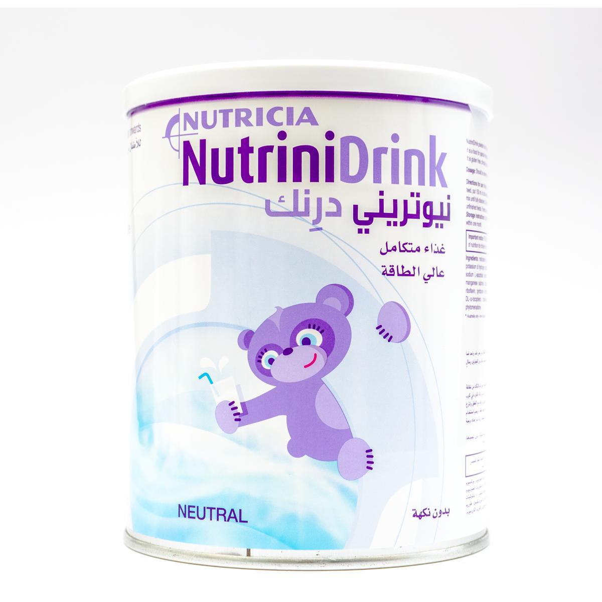 sữa bột Nutrinidrink Neutral nhập khẩu