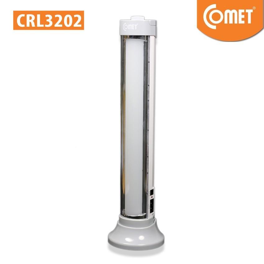 Đèn sạc, đèn tích điện LED, sử dụng như đèn pin, hàng chính hãng Comet cao cấp, mã sản phẩm CRL3202
