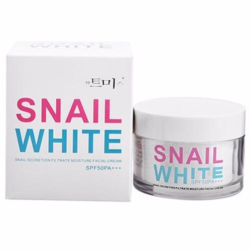 Kem dưỡng trắng da Snail White Hàn Quốc 50ml tốt nhất