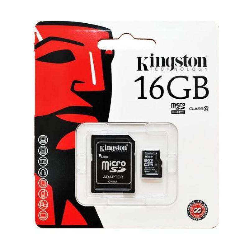 Thẻ nhớ 16gb Kingston Micro SDHC Class10