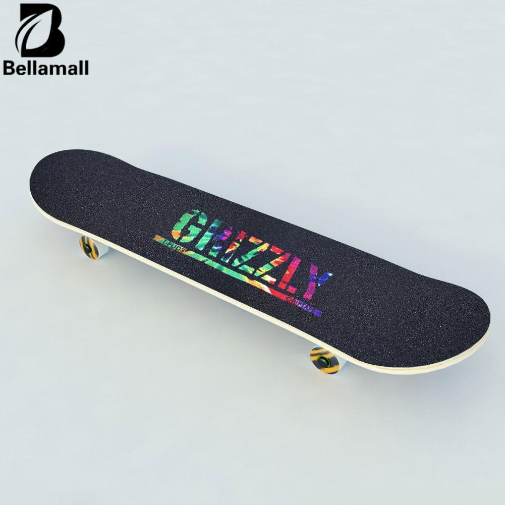 Bellamall:Skateboard Sandpaper Kids Children Toy Accessory Anti Slip Outdoor Activity - intl