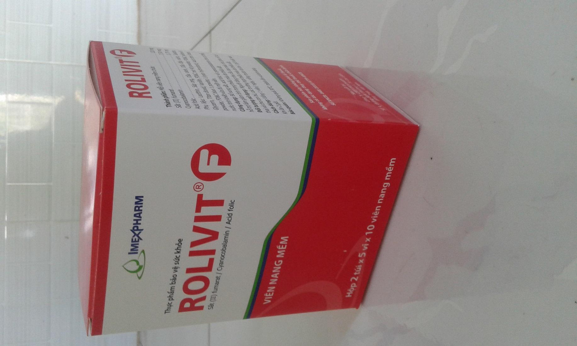Rolivit F