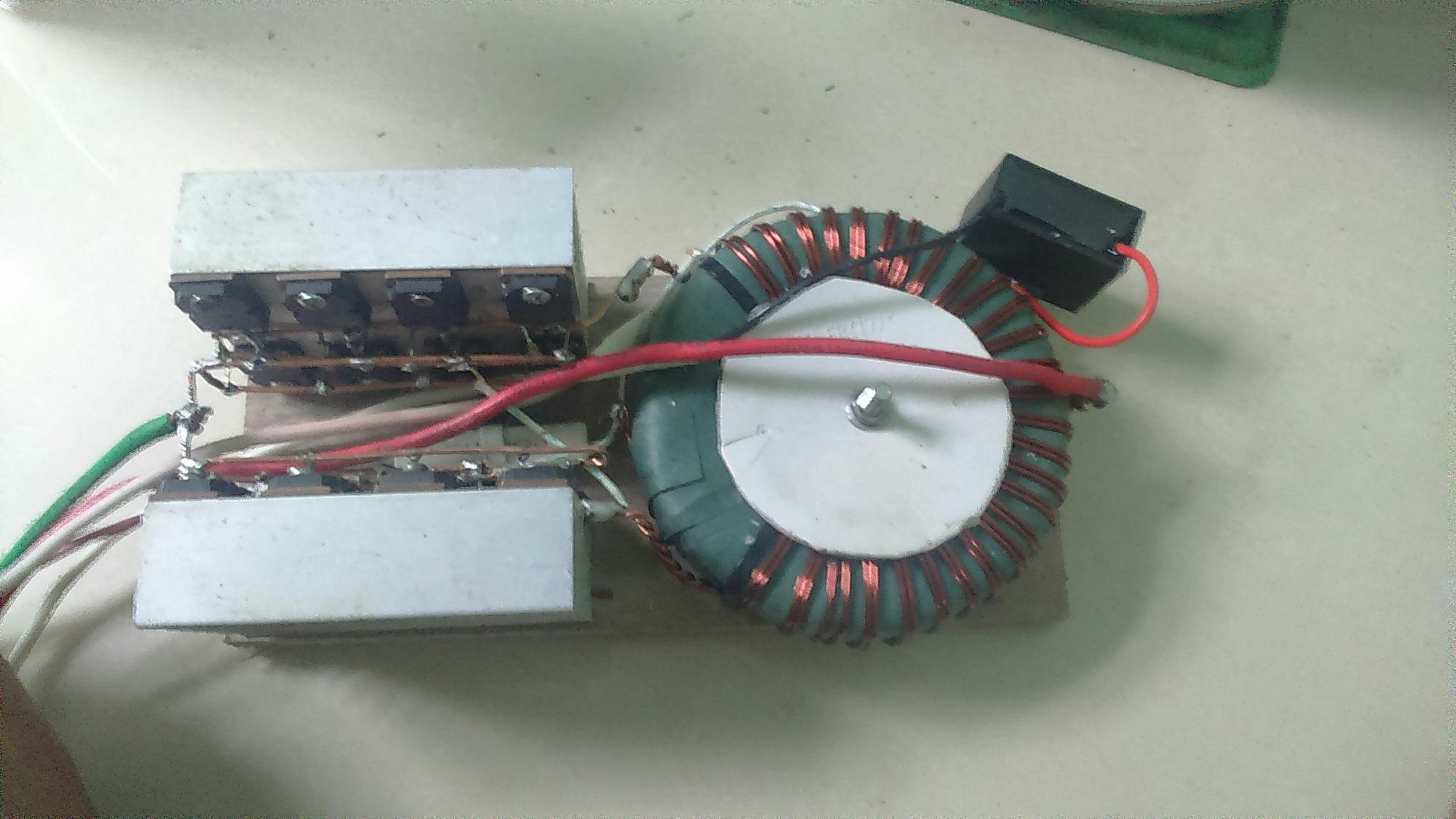 Hình ảnh Máy kích điện nước ngọt
