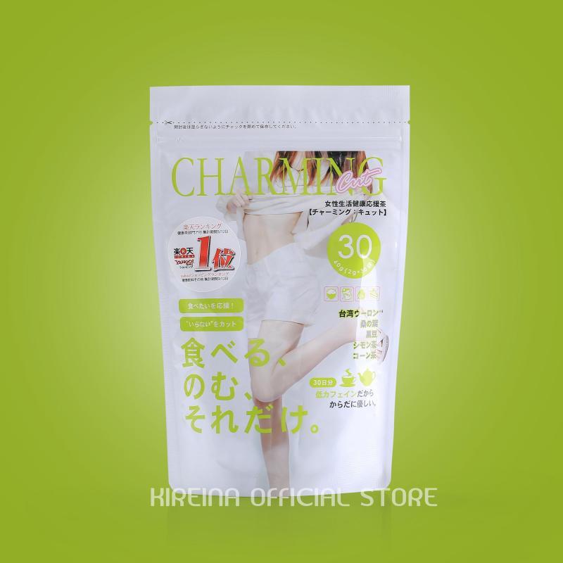 Trà giảm cân Charming Cut bán chạy số 1 Nhật Bản nhập khẩu