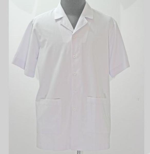 Áo Blue trắng nam nữ ngắn tay đẹp ĐIỀU DƯỠNG