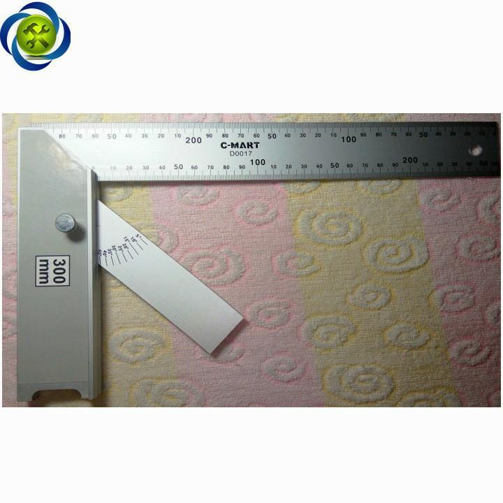 Thước đo đa góc độ hợp kim nhôm  C-MART D0017