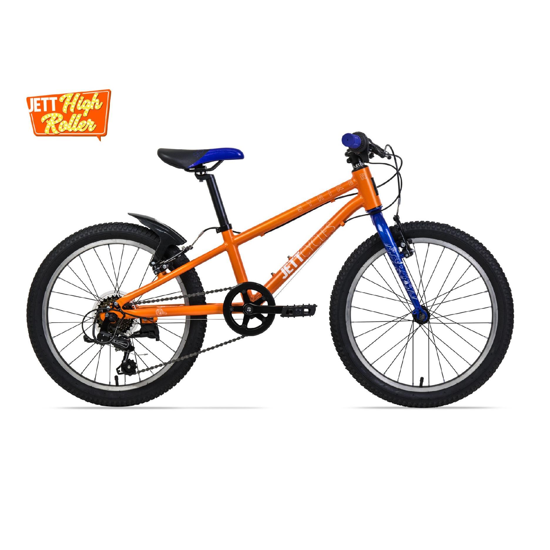 Giá bán Xe đạp trẻ em Jett Cycles Striker (màu cam)