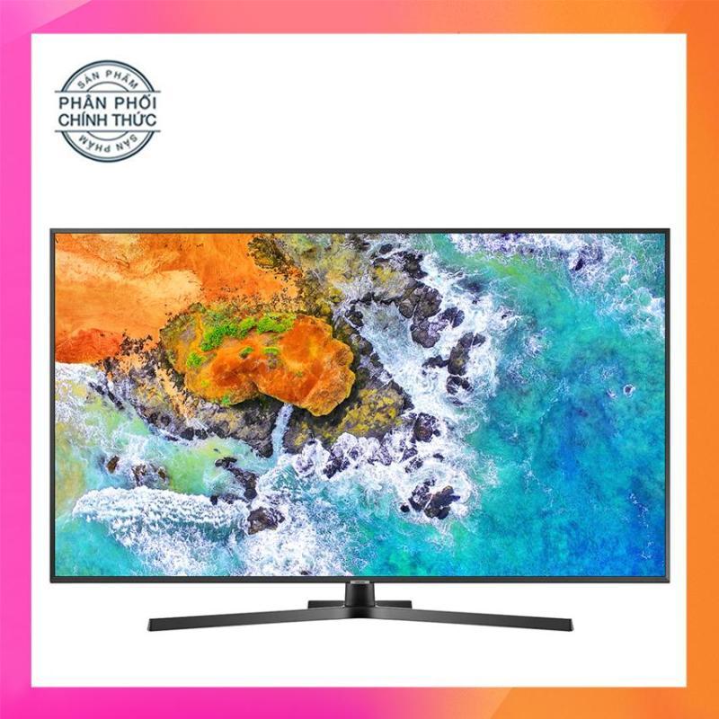 Bảng giá Smart Tivi Samsung 50 inch Ultra HD 4K - Model 50NU7800 (Đen) Tích hợp DVB-T2, Wifi