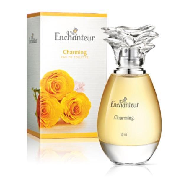Nước hoa Enchanteur charming hương nước hoa pháp 50ml