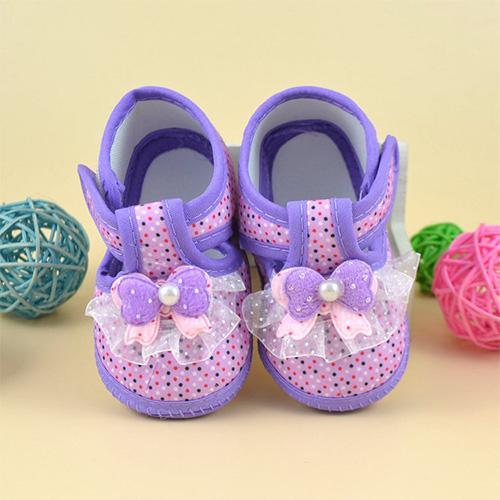 Hình ảnh Giày tập đi cho bé 03 tháng đến 15 tháng