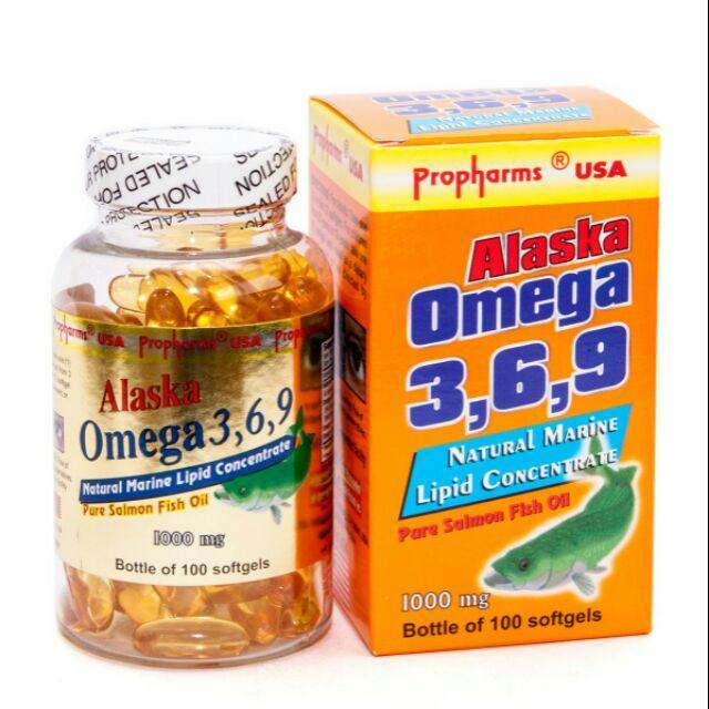 Combo 3 hộp Omega 369 bổ não,tim mạch,mắt...