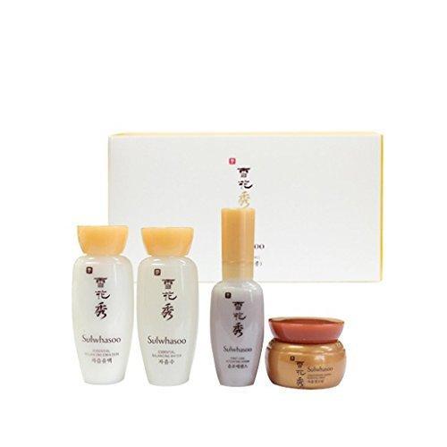 Set mini chống lão hóa và Làm Săn Chắc Da Sulwhasoo Basic Kit (4 Sản Phẩm) cao cấp