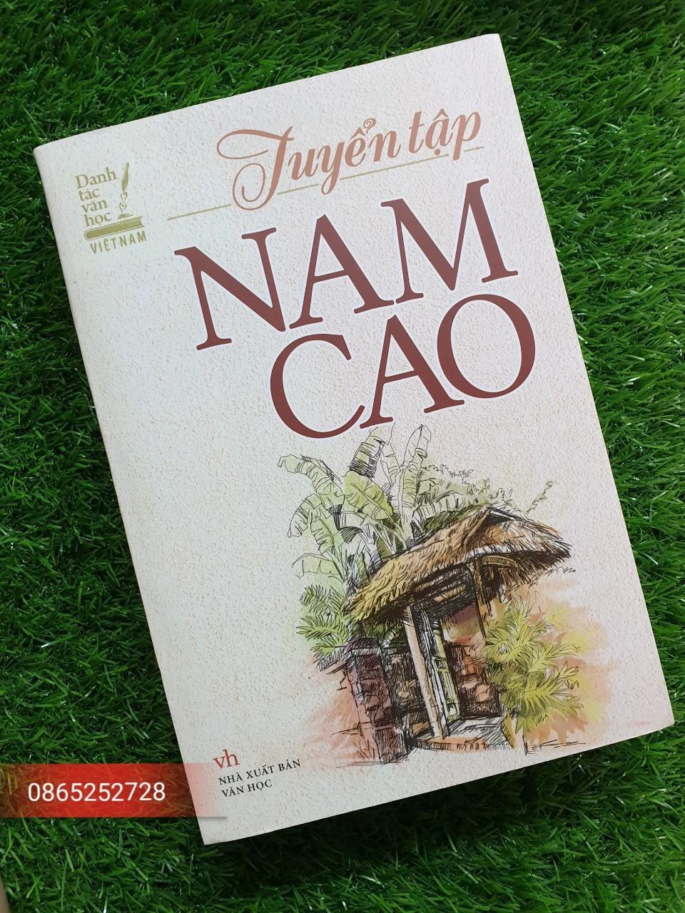 Mua Sách Tuyển Tập Nam Cao (Bìa mềm)