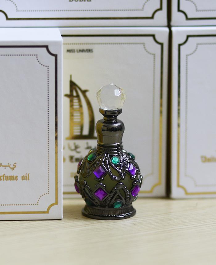 Tinh dầu nước hoa Dubai (đen)