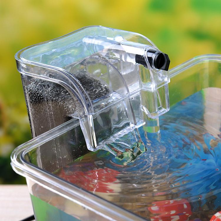 [HCM]Máy lọc thác nước bể cá 130 cải thiện chất lượng nước giúp khuếch tán oxy và giảm nhiệt độ nước hiệu suất cao không gây tiếng ồn
