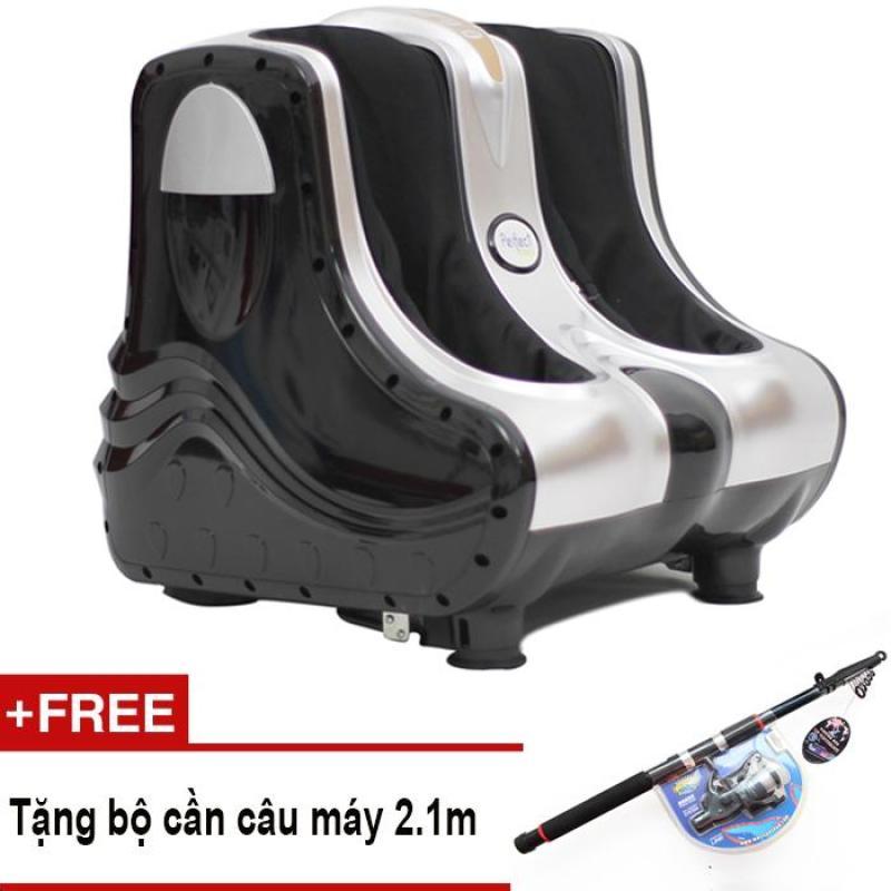 Máy massage chân Perfect Fitness PFN-02 + Tặng bộ cần câu máy cao cấp