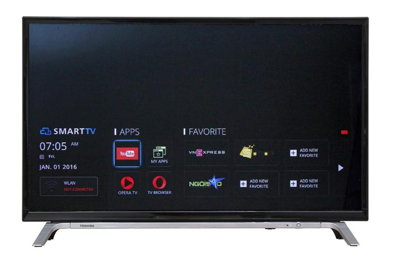 Bảng giá Smart Tivi Toshiba 32 inch 32L5650VN