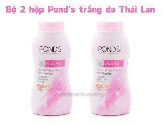 Bộ 2 hộp Phấn POND S trắng da Thái Lan (x 2 hộp) thumbnail