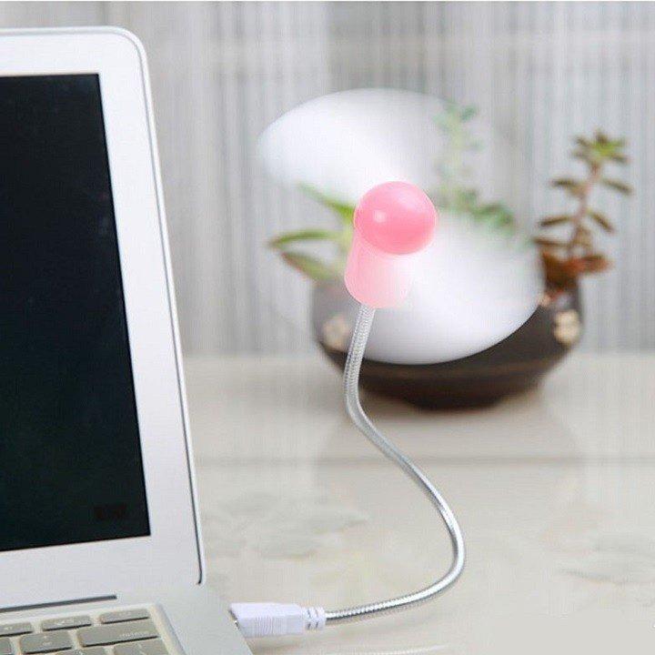 Hình ảnh Quạt USB dây lò xo