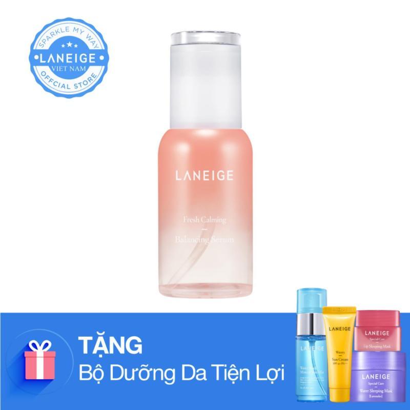 Tinh chất dưỡng ẩm Laneige Fresh Calming Balancing Serum 80ml