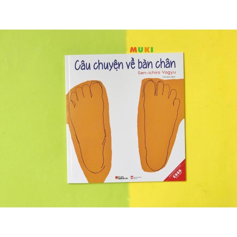 Mua Sách Ehon - Câu chuyện về bàn chân