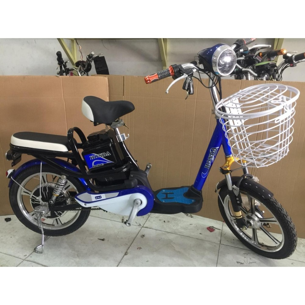 xe đạp điện honda 2018