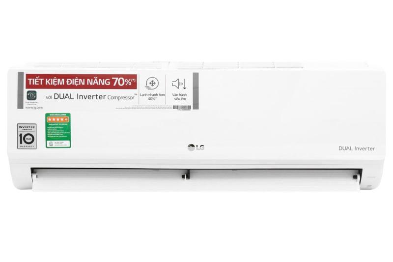 Bảng giá Máy lạnh LG Inverter 1 HP V10ENW Mới 2018
