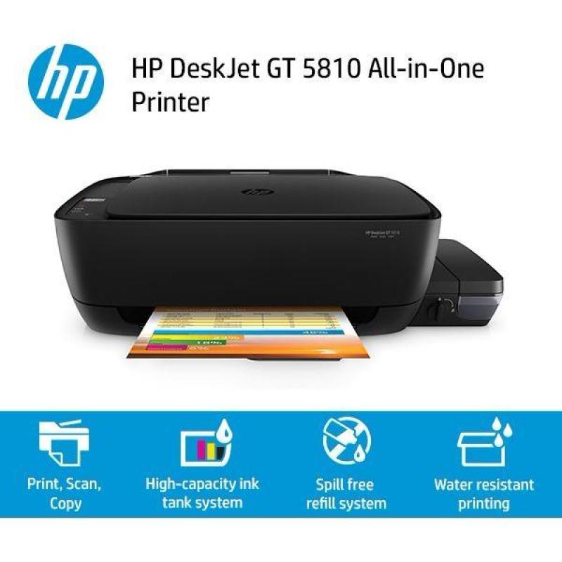 Máy in phun màu HP DeskJet GT 5810 All In One Printer L9U63A (Print, copy, scan)