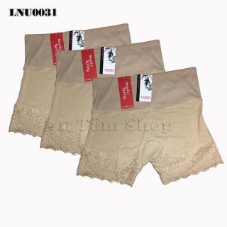 [HCM]Combo 03 quần lót mặc trong váy BAMBOO 5656 loại 1 thumbnail