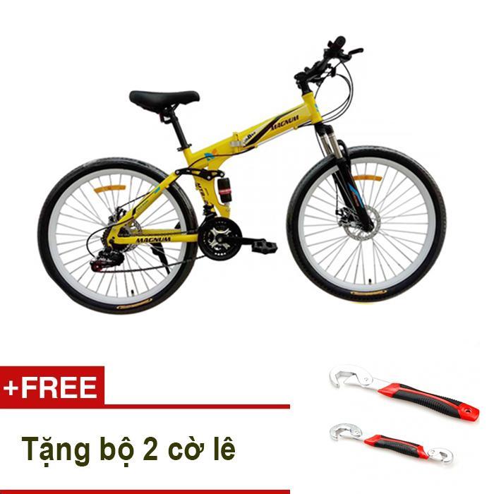 Xe  đạp thể thao MAGNUM MTB-022 + Tặng bộ 2 cờ lê đa năng