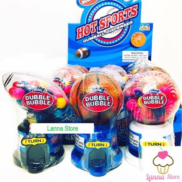 [HOT] Gumball Máy Gum Đồ Chơi Dubble Bubble - Canada