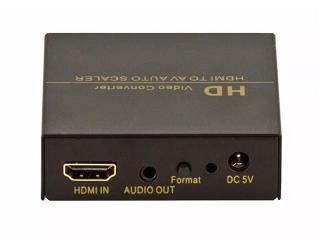 Bộ chuyển HDMI sang AV Audio Video Convert FJ-HA1308 (Đen) thumbnail