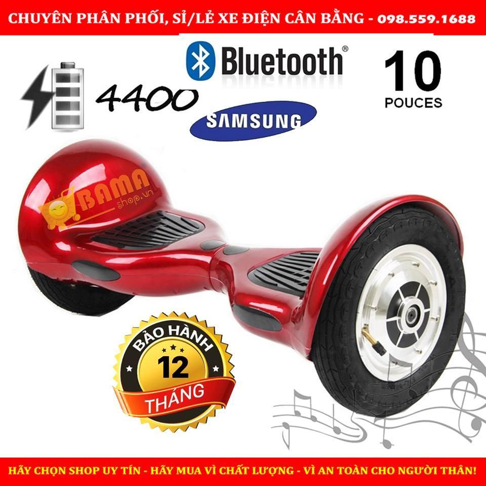 Xe điện cân bằng 10 inch RS10 cao cấp [BH 1 năm]