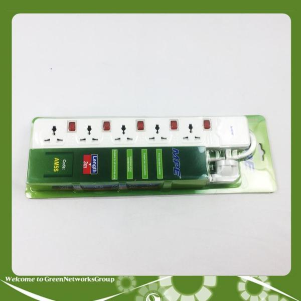 [HCM]Ổ cắm điện MPE 5 ổ cắm GreenNetworks giá rẻ