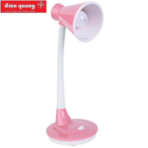 Đèn Bàn Điện Quang ĐQ DKL08 chóa nhựa - Kèm bóng 5W