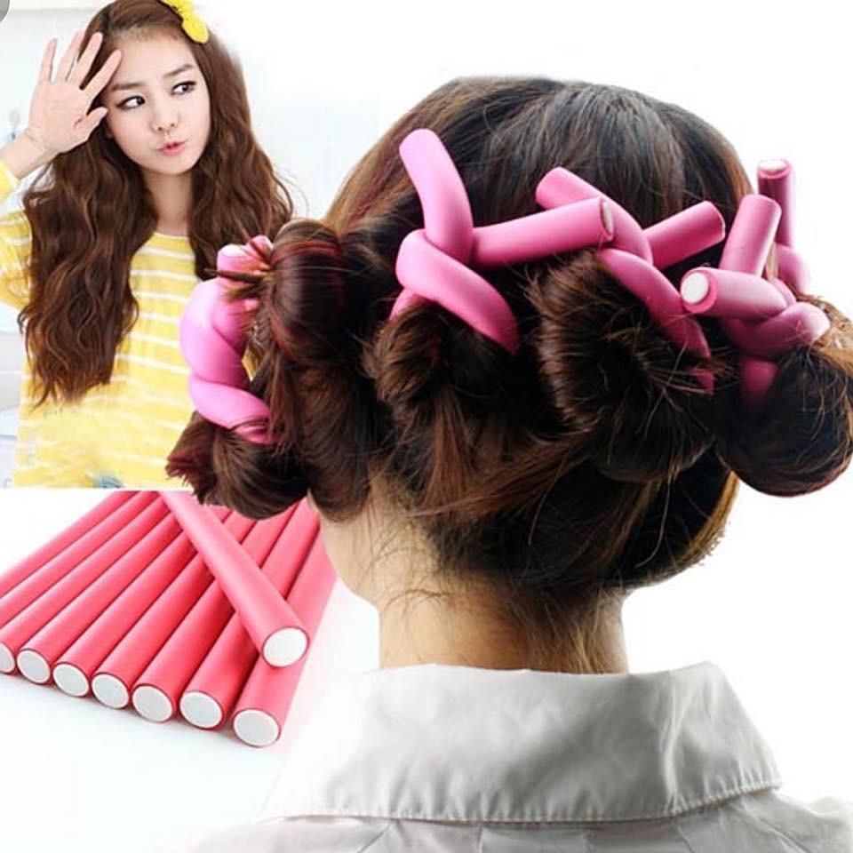 lô uốn tóc flexi rod