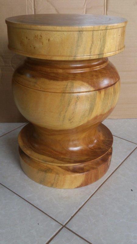 Đôn ghế gỗ giá rẻ