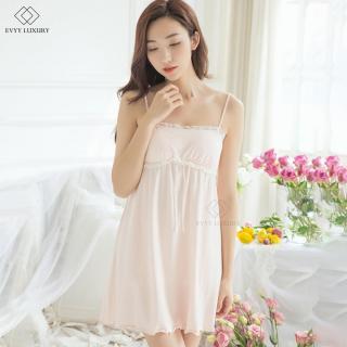 Váy ngủ nữ, váy ngủ thiên thần, đầm ngủ gợi cảm, đầm ngủ nữ sexy từ Evyy Luxury thumbnail
