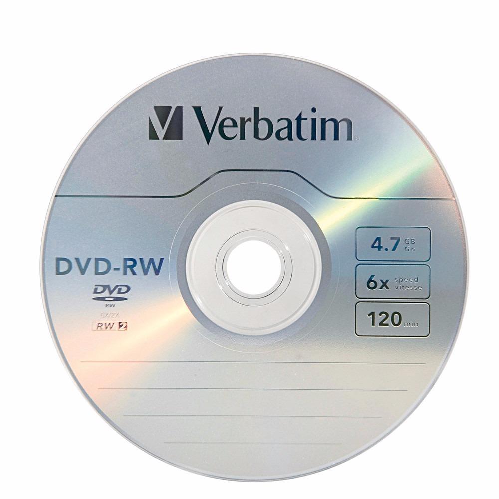 Hình ảnh Bộ 25 đĩa Verbatim 4.7G Tốc độ 16x