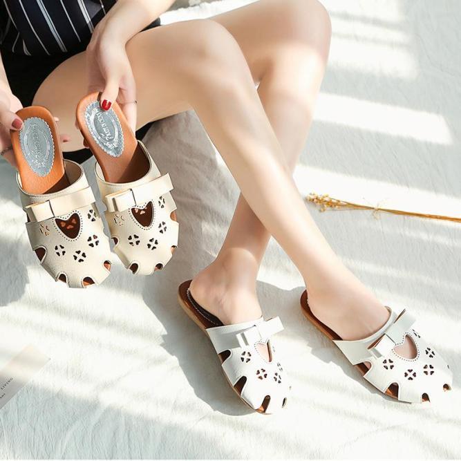 Dép thời trang nữ cao cấp, êm chân và thoáng khí giá rẻ