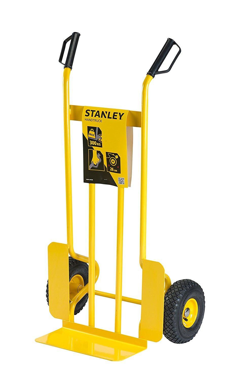 Xe đẩy tay 2 bánh cao cấp Stanley HT526 (tải trọng 300kg).