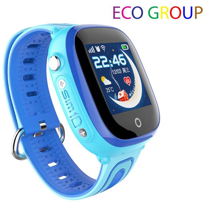 Đồng hồ định vị trẻ em thông minh DF31G - Chống nước IP67, có Camera HD, Bàn phím nổi, Nghe gọi 2 chiều