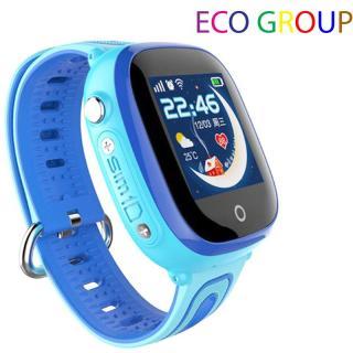 Đồng hồ định vị trẻ em thông minh DF31G - Chống nước IP67, có Camera HD, Bàn phím nổi, Nghe gọi 2 chiều thumbnail